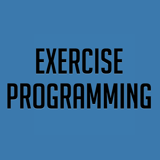 Exercise Programming